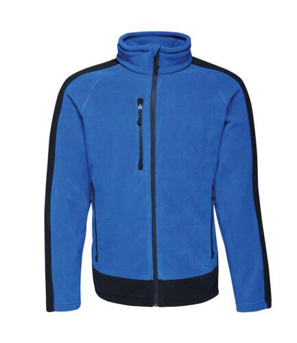 LOGO ricamato Regatta logo a contrasto in pile Workwear uniforme giacca personalizzato