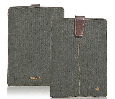 Voorzichtig Apple Ipad Case Green Cotton Twill Nuevue Screen Cleaning Sanitizing Sleeve Modern En Elegant In Mode