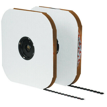 """Home Office supplies 5//8/"""" Loop Tape Logic Individual Tape Dots USA CASE OF 1200"""