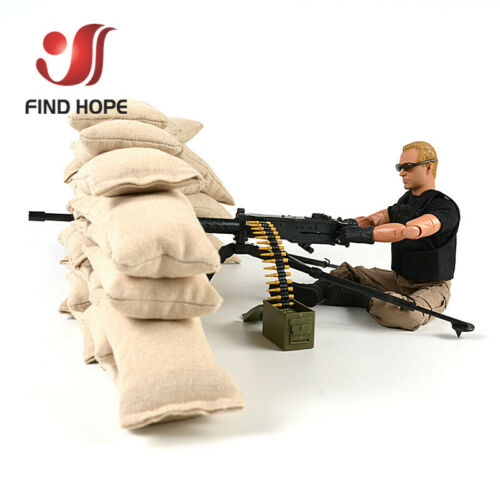 1:6 US Browning M2 MACHINE GUN Mode Assembly Toy Accesssories For Action Figure