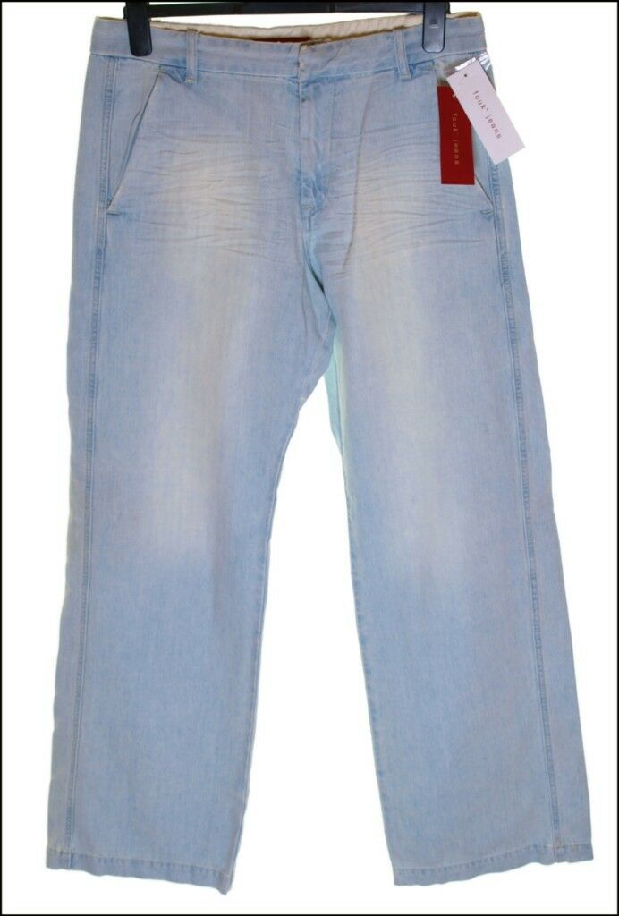 BNWT MEN'S FCUK FRENCH CONNECTION JEANS W34