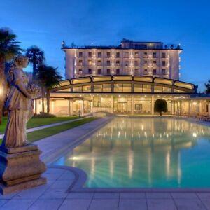 6 Tage Luxus Urlaub Hotel President Terme 5* Wellness Golf Abano Therme Venetien