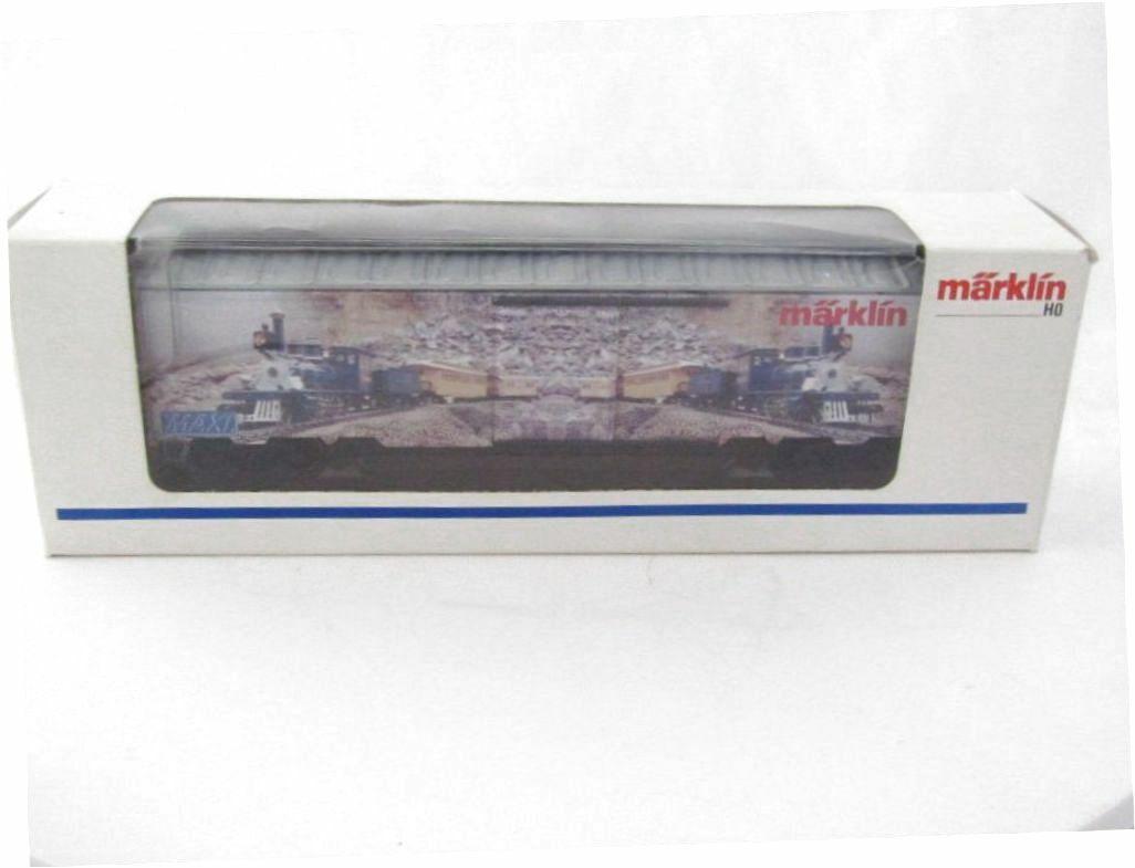 envío rápido en todo el mundo Raro 1996 1996 1996 Marklin Ho 45641 Litografía Maxi nos Furgón Ltd Edition Nuevo En Caja  precios mas baratos