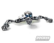 Skeleton / Skelett / Skull Ornament für RÜCKLICHT an Harley oder Cruiser