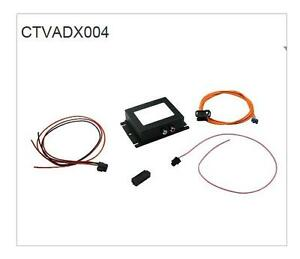 Connects2-ctvadx004-AUDI-A6-04-11-mmi-2g-haute-Adaptateur-Entree-Aux-MP3-iPod-iPhone