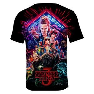 3D-Stranger-Things-Print-Adult-Unisex-Kids-Short-Sleeve-T-shirt-Summer-Tee-2019