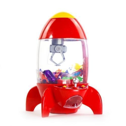 Alien Rocket Candy Grabber Kids Arcade Game Sweet Treat Children/'s Novelty Gift