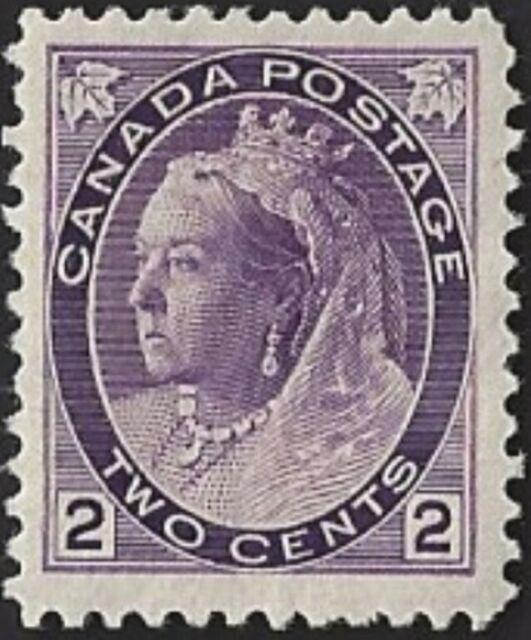 Canada    # 76    Queen Victoria   Used 1898 Issue                    (.04)