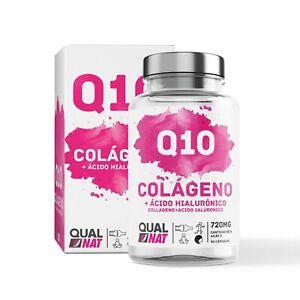 COLAGENO-HIdrolizado-Marino-Coenzima-Q10-Acido-Hialuronico-Vitamina-C-90Capsulas