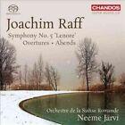 Raff Orchestral Works Vol 2 Neeme Jarvi Orchestre De La Suisse Romande Cha