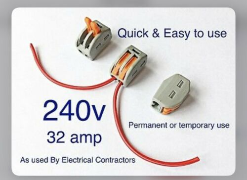 Type CE 100 X Wago Pct- 412 Push Wire Electrical Connectors