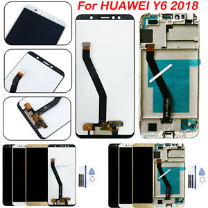 For-HUAWEI-Y6-2018-LCD-Display-Touch-Screen-Digitizer-Assembly-Tool-Replacement