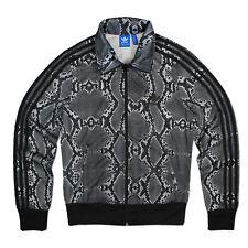 Adidas Originals Firebird Track Top Trefoil Tracksuit Jacket Black Snake 710e7cbf813
