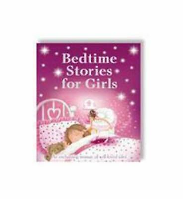 """""""AS NEW"""" Bedtime Stories for Girls, Joff Brown, Book"""