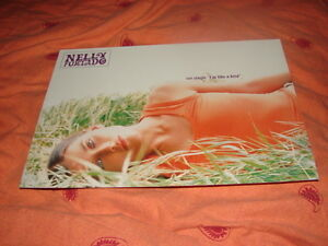 Nelly-Furtado-i-039-M-Like-a-Bird-Rare-French-Press-Kit