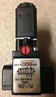 Aro Fluid Power Air Valve, , A211ss-024-d, Valv-elec-0038, Shipsameday 1551o