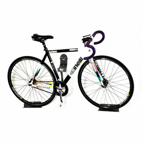 3PC Bike Rack Hook Storage Mounted Wall Hanger Hanging Stand Bicycle Holder Park