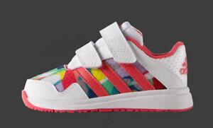 Weiß Snice Schuhe Zu Sneaker Klettverschluß Details Kinder Sportschuhe 21 Af4365 Adidas 27 3AjR45L