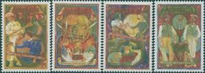 Australia-1993-SG1401-1404-Working-Life-in-the-1890s-set-MNH