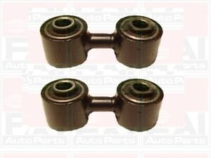 2-x-Rover-800-XS-1986-Left-Right-Front-Axle-Anti-Roll-Bar-Stabiliser-Drop-Links