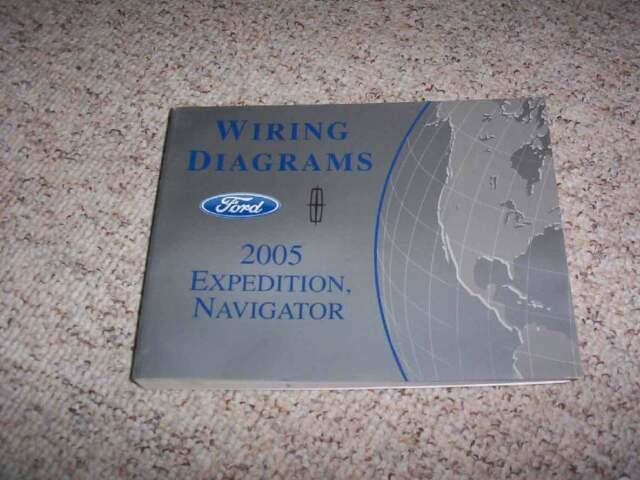 2005 Lincoln Navigator Electrical Wiring Diagram Manual 5