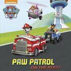 Paw Patrol on the Roll! (Paw Patrol) by Penguin Putnam Inc (Paperback / softback, 2017)