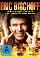 3 DVDs * ERIC BISCHOFF SPORTS ENTERTAINMENT´S MOST CONTROVERSIAL ... # NEU OVP &