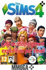 Les Sims 4 Clé - The Sims 4 PC EA Origin Le Jeu De Base Complet - EU & FR