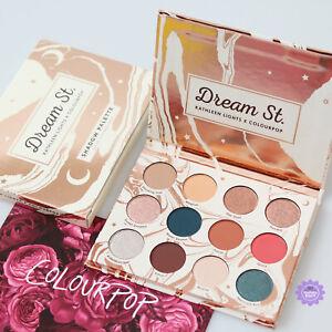 Details about ColourPop x Kathleen Lights Dream St Eyeshadow Palette *100% GENUINE* Brand New