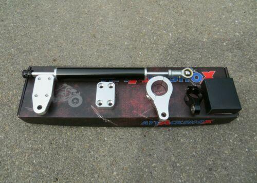 Yamaha YFZ450 YZF450R Lenkungsdämpfer Attack Shox