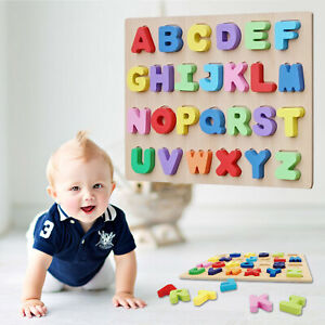 Kids-Wooden-Colorful-Peg-Educational-Jigsaw-Puzzle-about-Alphabet-English