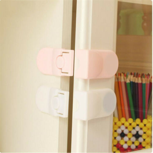 Cupboard Locks for Children Baby Safety Cupboard Latch Baby Safety Walking 8C