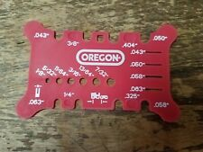 Oregon 556418 Chainsaw Bar and Chain Measuring Tool