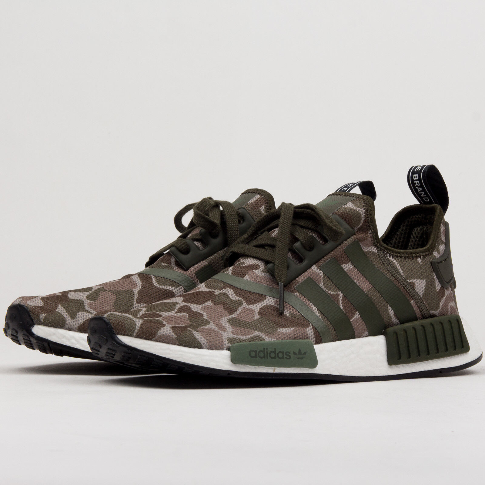 ADIDAS nmd_r1 Sesame/Trace Cargo/base 1/3), verde US 11 (EUR 45 1/3), Cargo/base Uomini b532a8