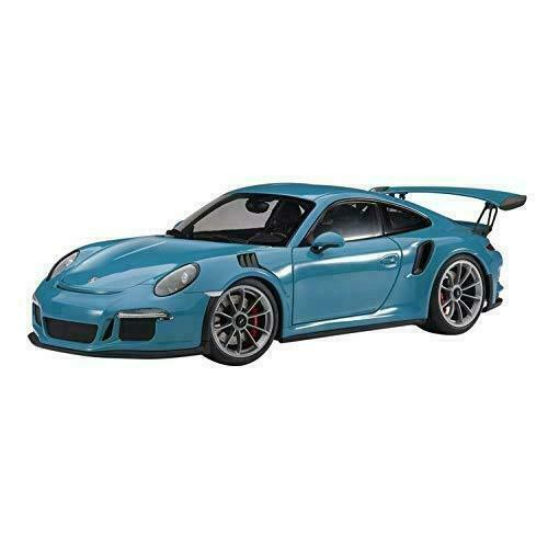 Porsche 911 991 Gt3 Rs Miami Blue 1 18 Model Car By Autoart 78167 For Sale Online Ebay