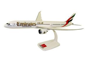 EMIRATES-Boeing-787-10-Dreamliner-Scala-1-200-Aereo-Modellino-da-Collezione-B787