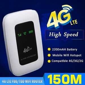 150mbps 4g lte wireless router mobile wifi hotspot with. Black Bedroom Furniture Sets. Home Design Ideas