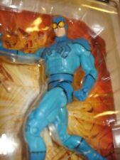 DC Universe Blue Beetle Figure BAF Atom Smasher Mattel 2008 Sweet LOOK
