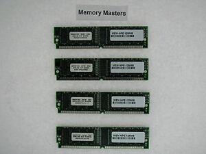 MEM-NPE-128MB-128MB-Approvato-4x32MB-Memoria-per-Cisco-7200-Npe