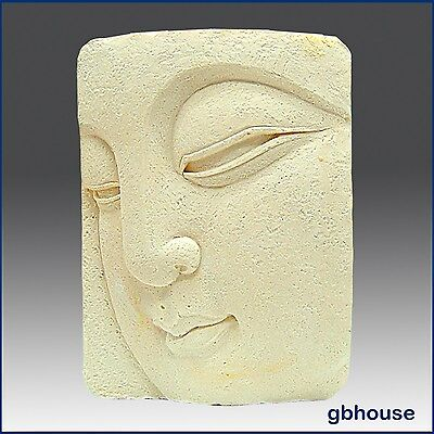 Silicone Soap/plaster/polymer clay Mold – Buddha Close-up
