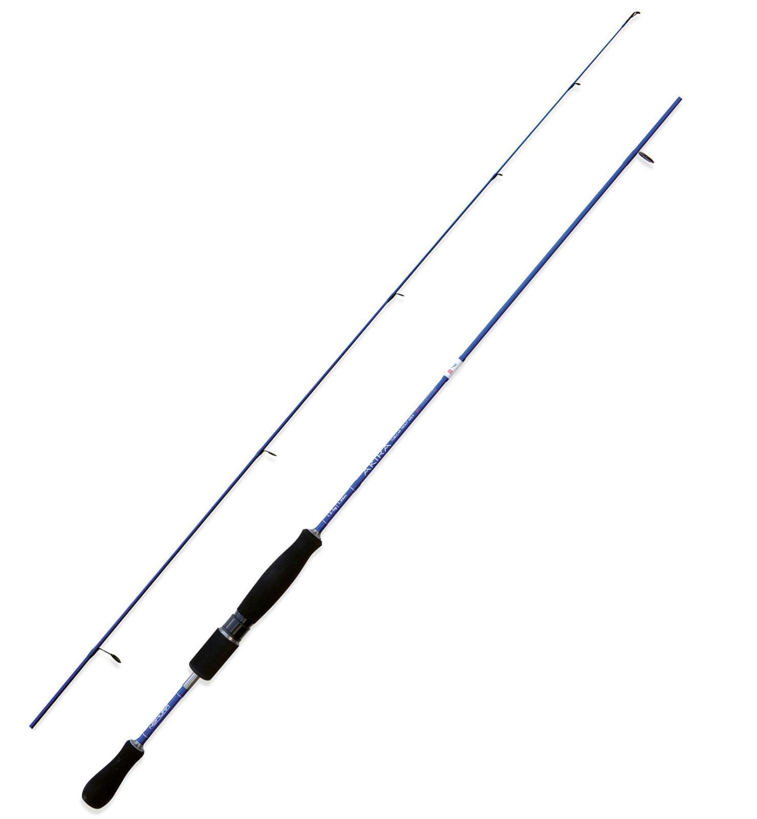 NM20540317 Caña de pescar Nomura Área de truchas Akira tubolar tubolar tubolar 1.76 0.5-3.5gr d6dc87