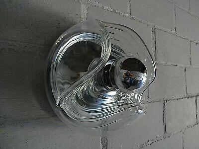 70er Jahre - Peill & Putzler Wave - Wandlampe/deckenleuchte - Designklassiker Schnelle Farbe