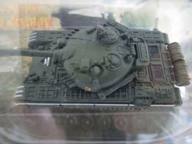 1 T-72 M1 Soviet tank  by Pegasus Hobbies # 610  1/144  (Ready Built)