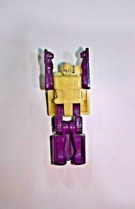 Transformers G1 Dark Zarak Scorponok Headmaster BlackZarak