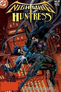 Nightwing-Huntress-1998-Ltd-2-Near-Mint-NM-DC-Comics-MODERN-AGE