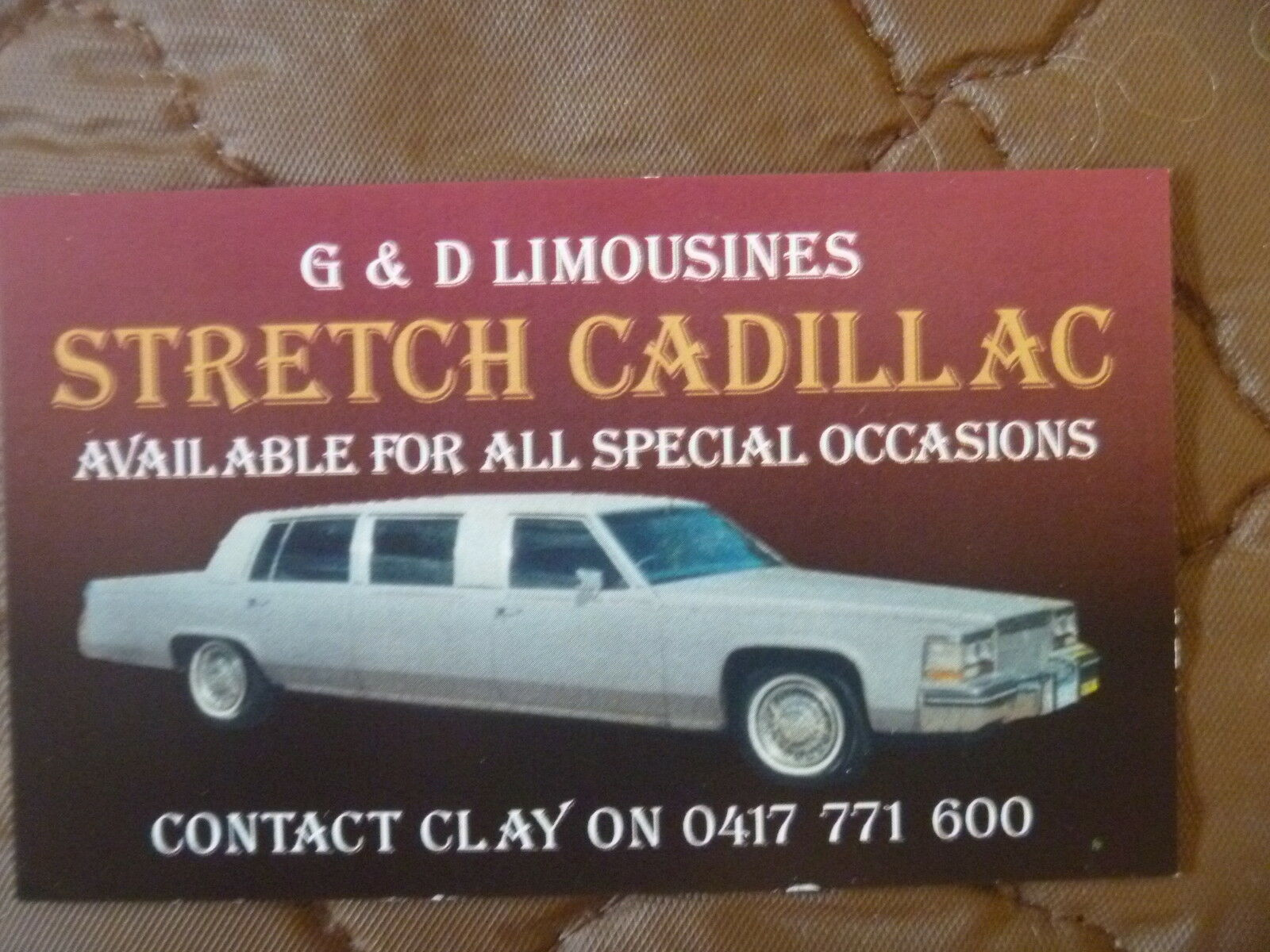 Business cards business business cardlver stretch 1983 cadillac limousineogara magicingreecefo Gallery