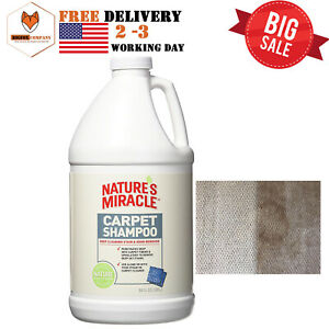 Nature-039-s-Miracle-Pet-Carpet-Shampoo-Deep-Cleaning-Stain-and-Odor-Remover-64-Oz