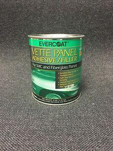 Details about Evercoat Vette Panel Adhesive / Filler For SMC And Fiberglass  (Quart) Ever-870