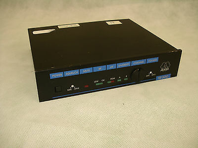 Cameras & Photo Video Production & Editing 1003 Akg Sr300 Receiver