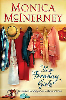 1 of 1 - Those Faraday Girls by Monica McInerney (Paperback, 2008)